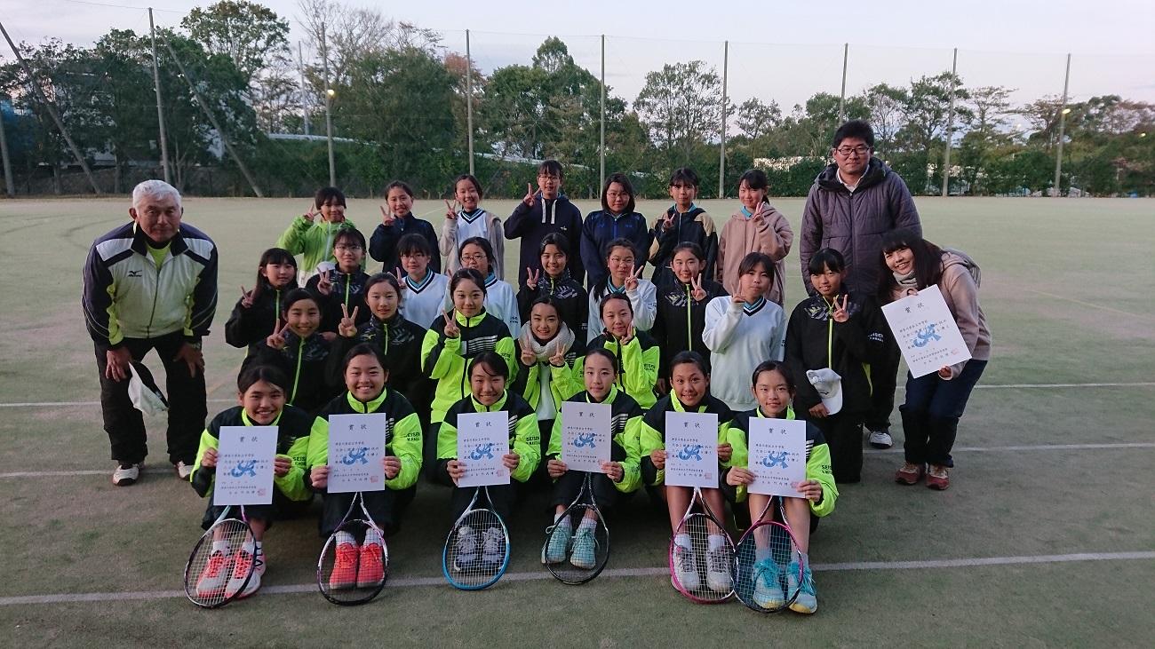 中学 ソフトテニス 神奈川 県